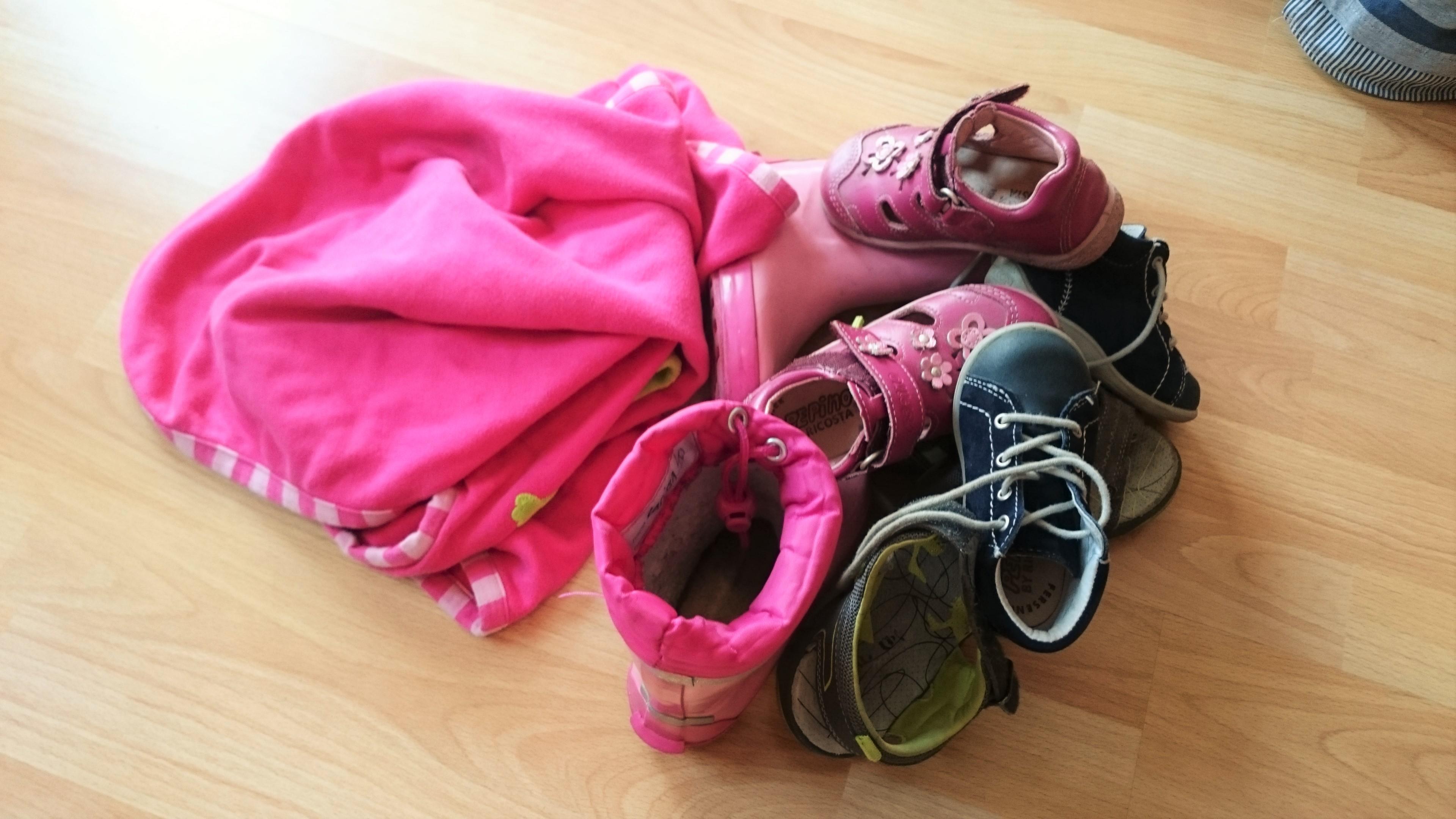 Schuhsalat Spiel
