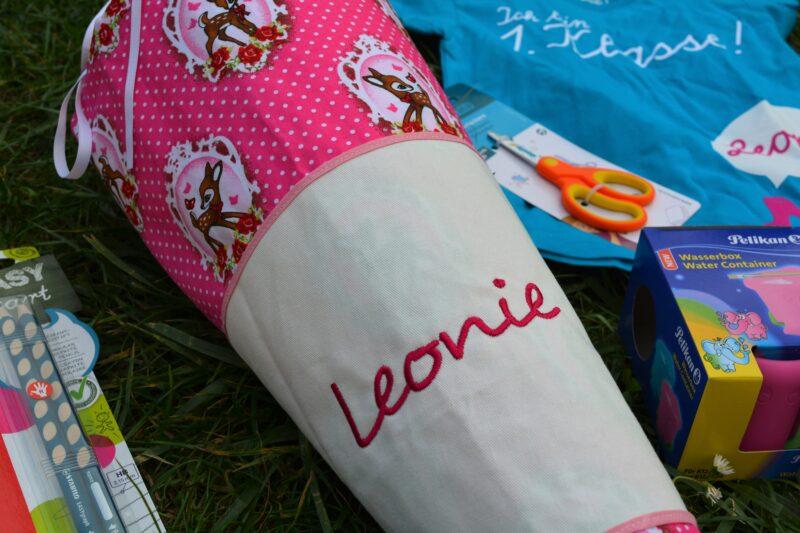 Ich packe aus: Leonies Schultüte!