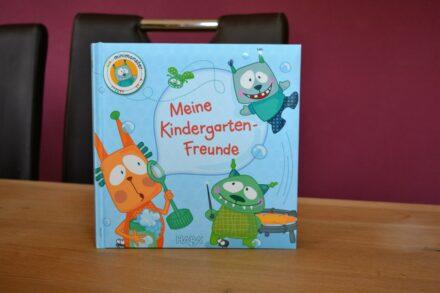 Meine Kindergarten-Freunde: Ein monsterstarkes Freundebuch von HABA