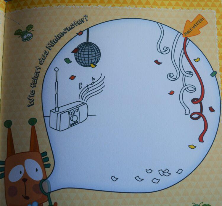 Kreatives Freundebuch Haba