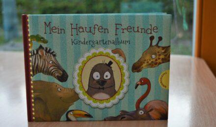Mein Haufen Freunde: Kindergartenalbum