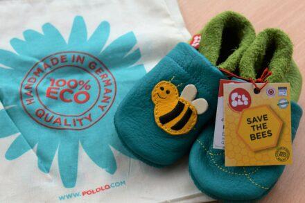 Mit Biene Susi von POLOLO gegen das Bienensterben! + Hintergrundinfos von Franziska + Gewinnspiel