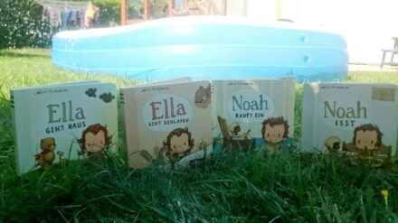 Ella und Noah – Ein Stück Alltag für die Jüngsten + Gewinnspiel