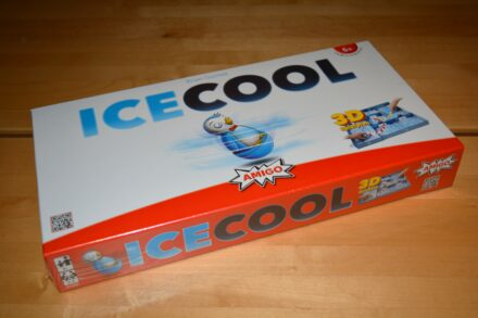 ICECOOL von AMIGO: Schnippend zum Sieg mit Pinguinpower!