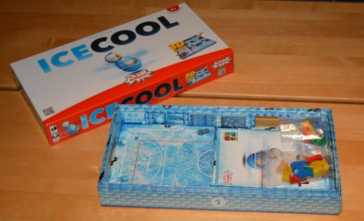 ICECOOL von AMIGO Kinderspiel Gesellschaftsspiel Pinguine für die ganze Familie