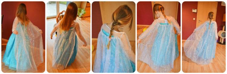 Mifus Kostüm Eiskönigin