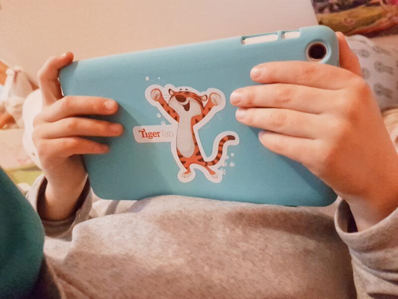 TigerTab: Ein tigerstarkes Tablet für Leonie