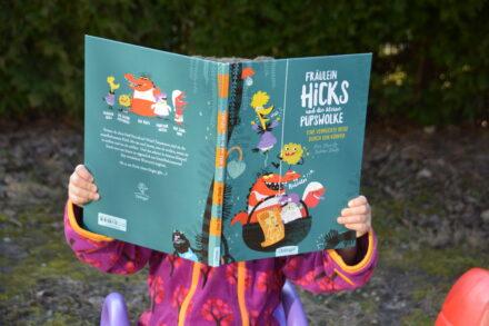 Fräulein Hicks und die kleine Pupswolke: Wir kennen sie alle – Die Unaufhaltsamen! + GEWINNSPIEL