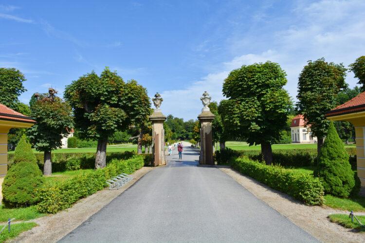 Moritzburg Park