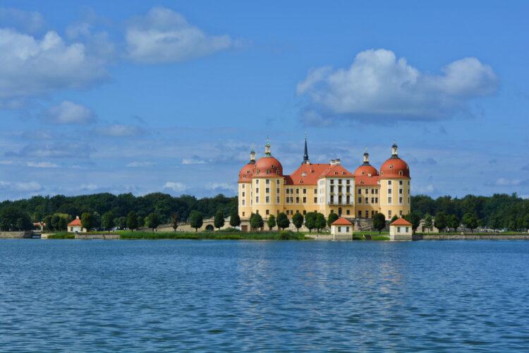 Moritzburg See