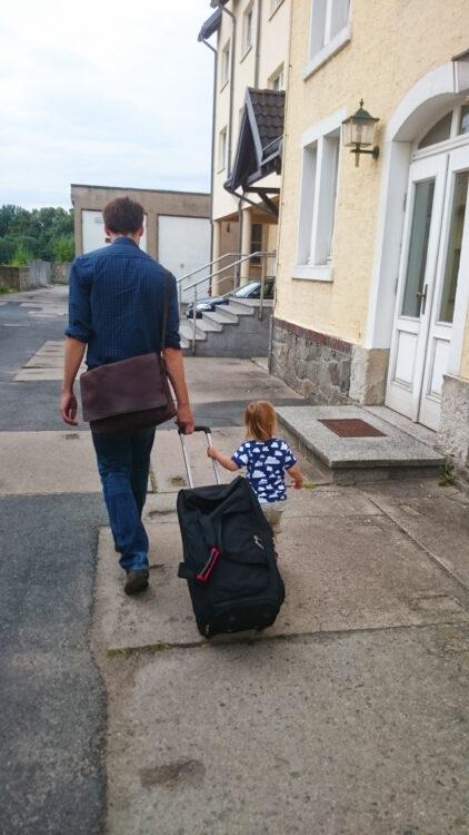 Anreise Familienwochenende
