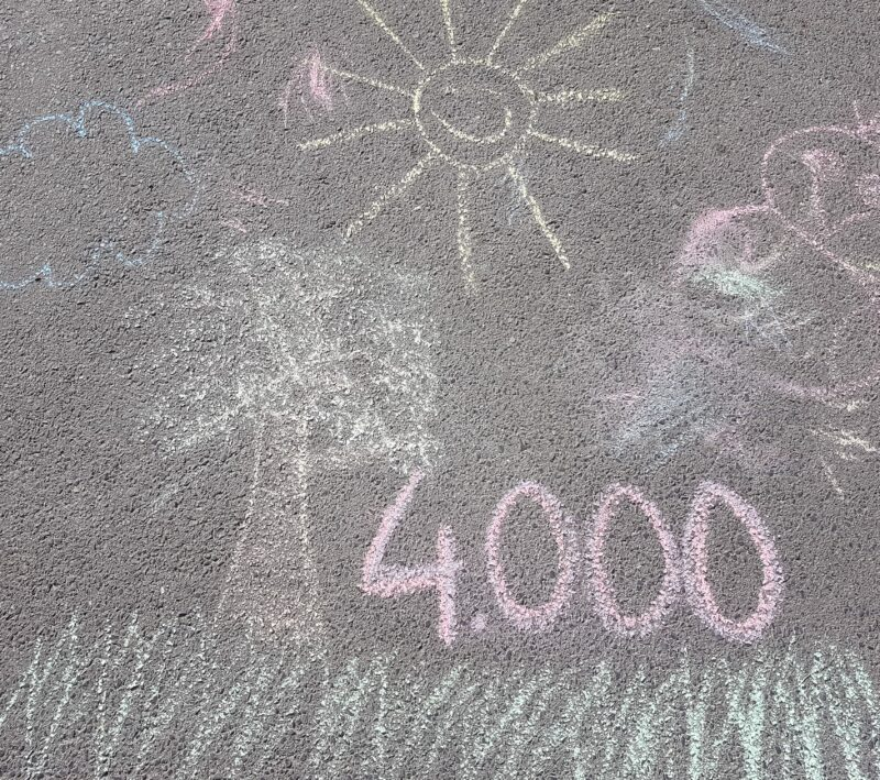 """Wir feiern 4.000 x """"Gefällt mir"""" auf Facebook – Das rätselhafte Gewinnspiel"""