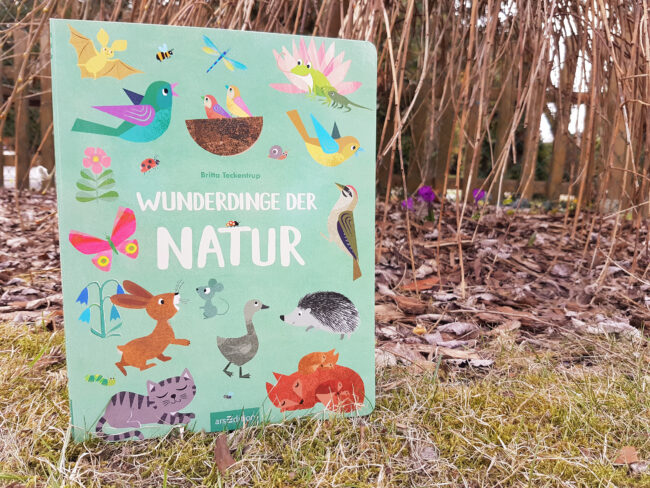 Wir entdecken die Wunderdinge der Natur + Verlosung