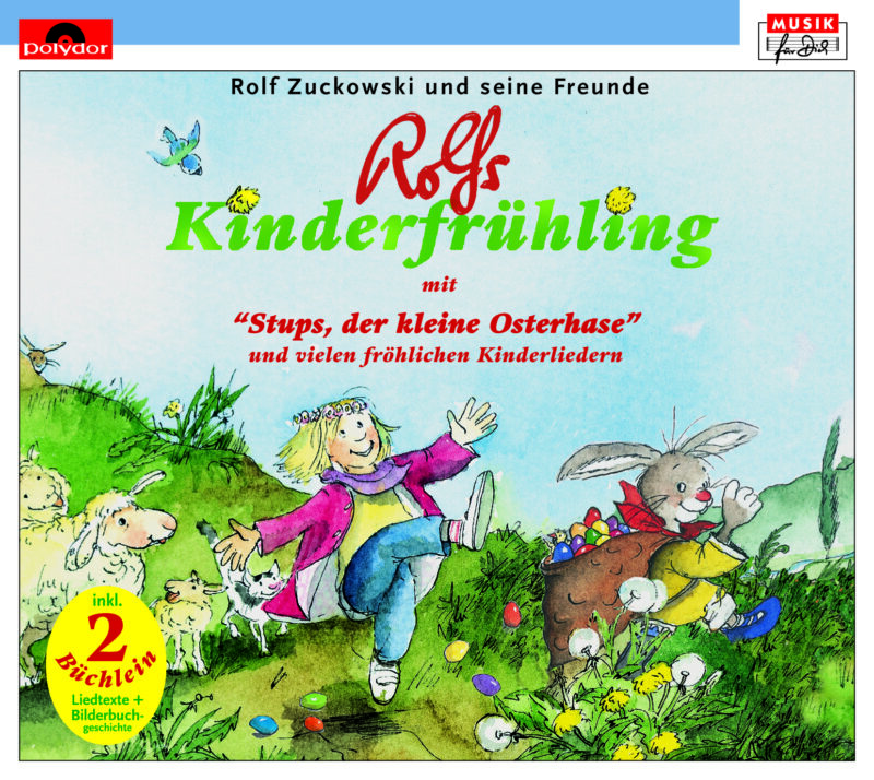 Cover KinderfrŸhling