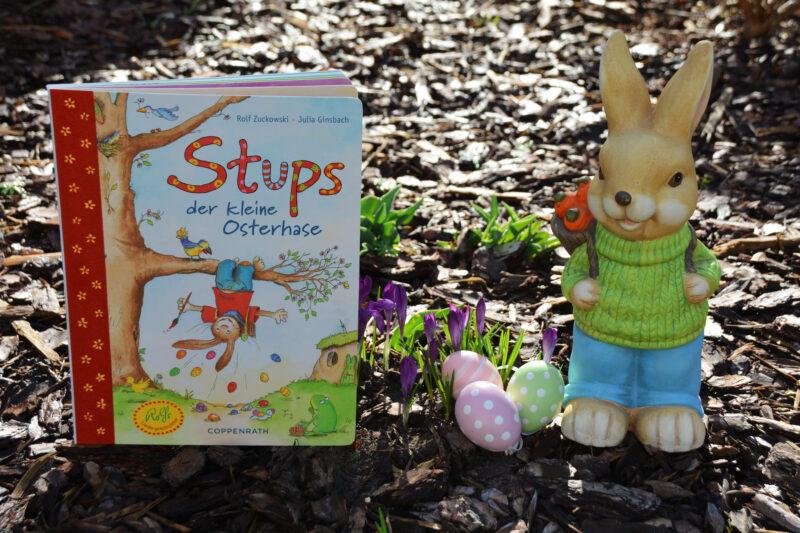 Von der CD zum Buch: Stups der kleine Osterhase