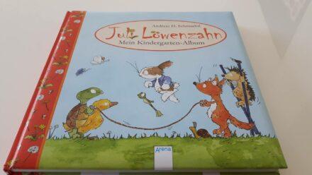Gastbeitrag: Juli Löwenzahn – Mein Kindergarten-Album