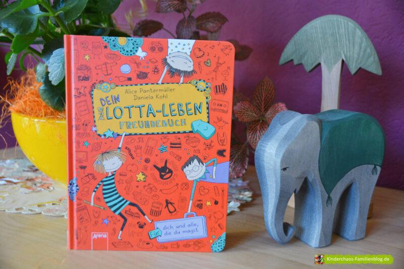 Dein Lotta-Leben Freundebuch