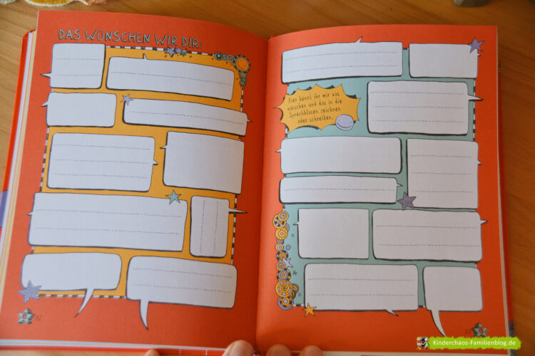 Dein Lotta-Leben Freundebuch Mein Kinder Schulkind Schule