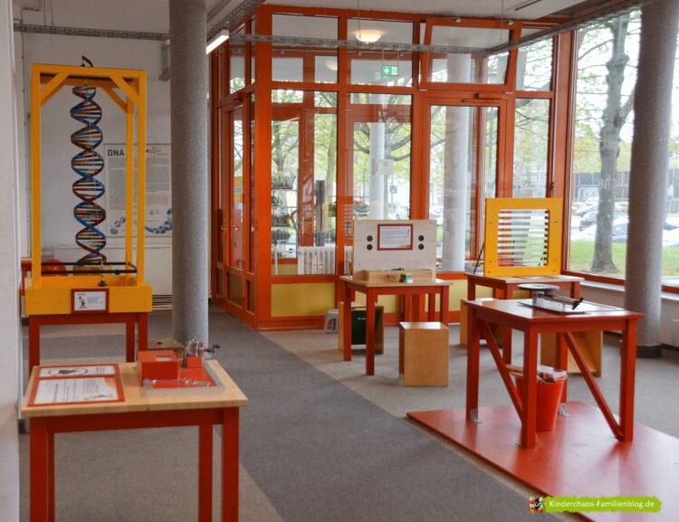 Extavium Mitmachmuseum Potsdam Kindermuseum Wissenschaftsmuseum Maxomorra