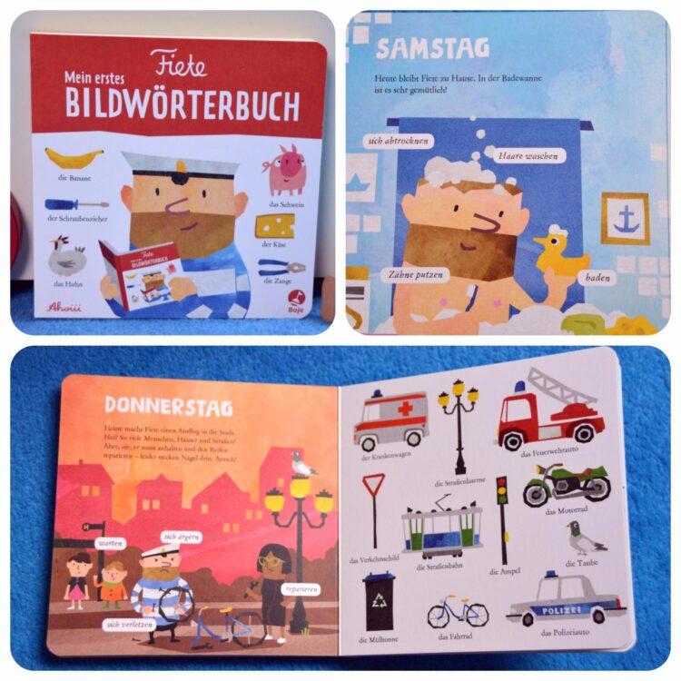 Fiete Mein erstes Bildwörterbuch Buch Kinderbücher Kinderbuch