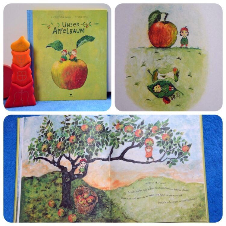Unser Apfelbaum Buch Kinderbücher Kinderbuch