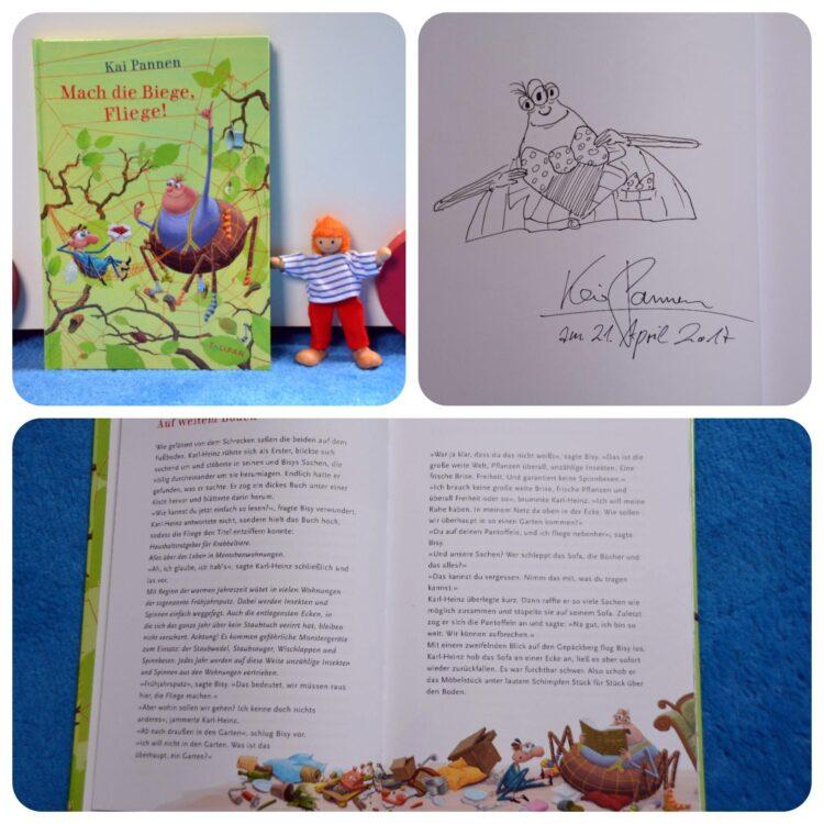 Mach die Biege, Fliege! Buch Kinderbücher Kinderbuch