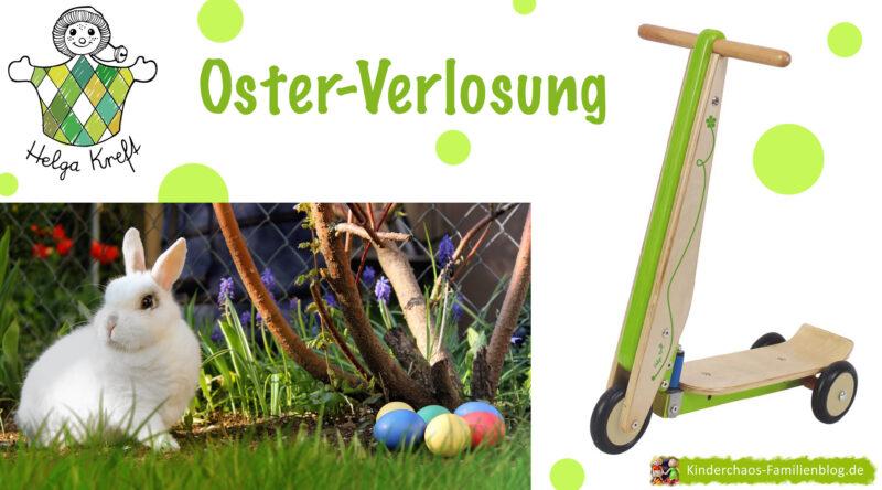 Oster-Verlosung: Helga Kreft rettet das Osterfest