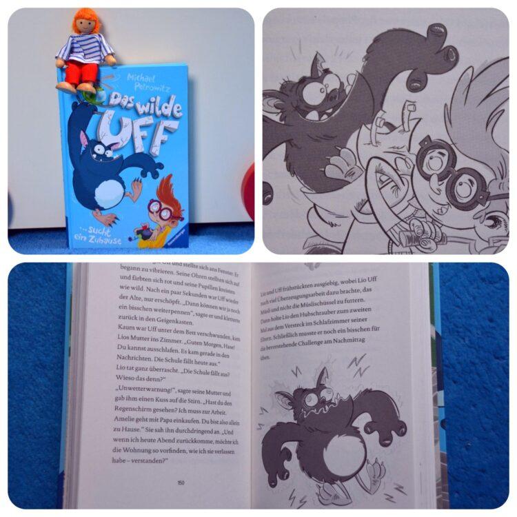 Das wilde Uff Buch Kinderbücher Kinderbuch