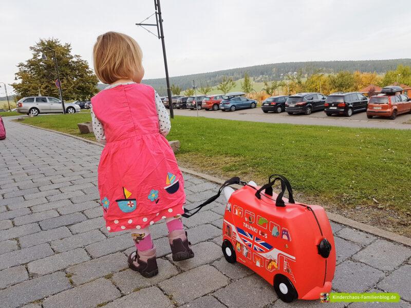 Ella packt ihren Trunki – wir gehen auf Reise! + Gewinnspiel