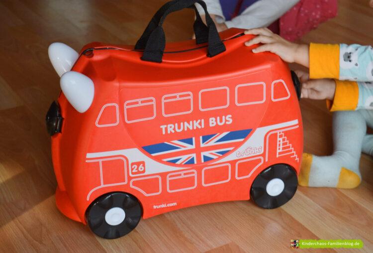 Trunki Boris London Bus