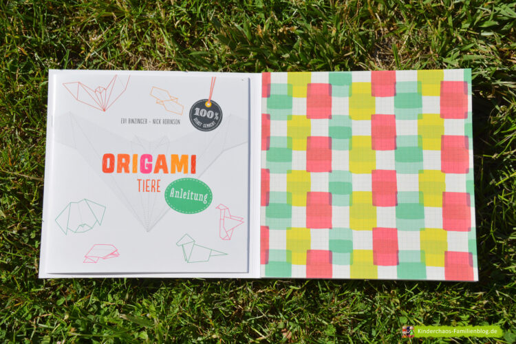 Origami Tiere