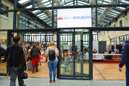 Mein Besuch auf der BUCH BERLIN 2016 + Kinderbuchtipps (mit Video!)