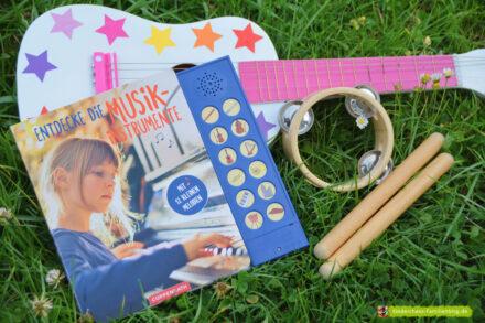 Soundbuch: Entdecke die Musikinstrumente aus dem Coppenrath Verlag