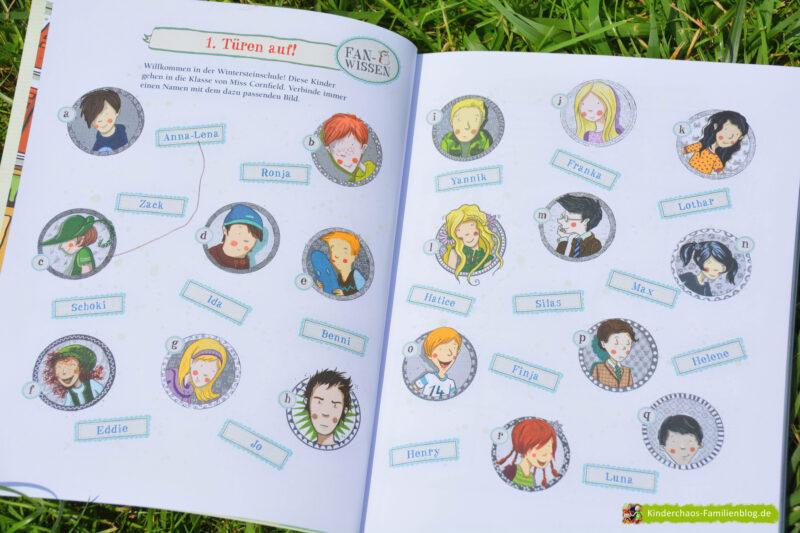 Rätselbuch 2 – Die schule der magischen Tiere