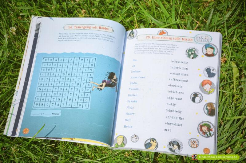 Rätselbuch 3 – Die schule der magischen Tiere