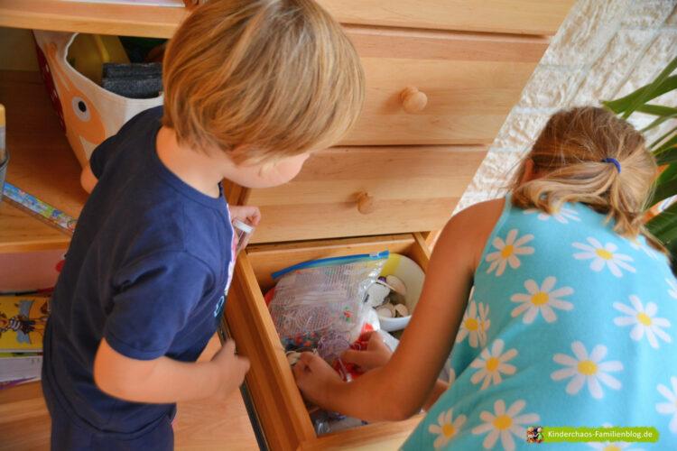 BioKinder Schrank Holz Kinderzimmer Kinderzimmermöbel Erle David