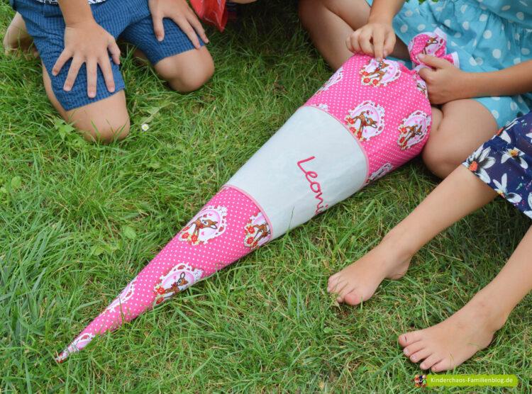 Schulkind Einschulung Schultüte Einschulungsfeier