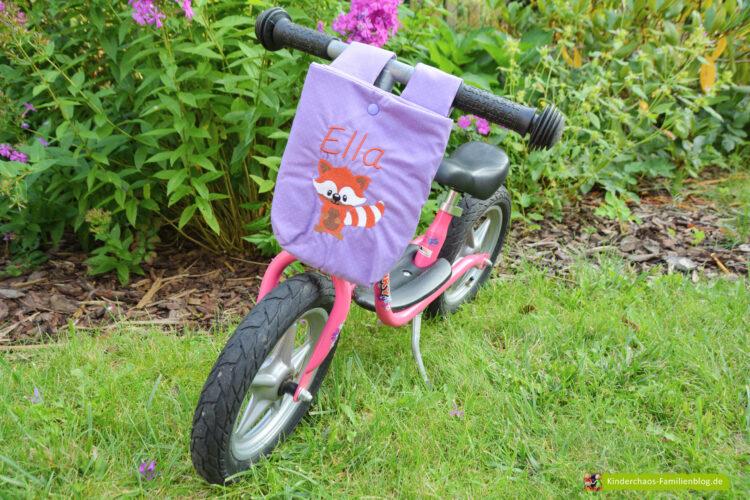 Kindergarten Kindergartenkind Laufradtasche
