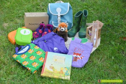 Ellas Kindergartenrucksack: Ich packe meine Sachen für den Kindergarten!