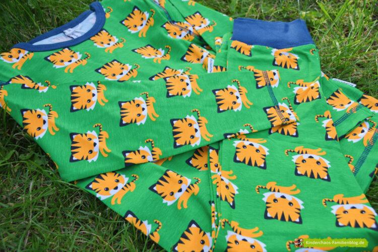 Kindergarten Kindergartenkind Schlafanzug Maxomorra