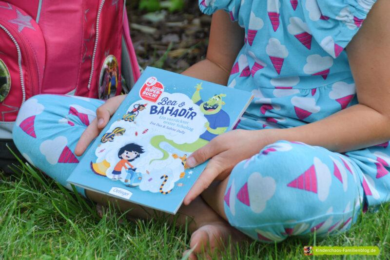 SuperBuch: Bea & Bahadir – Ein verrückter erster Schultag + VERLOSUNG