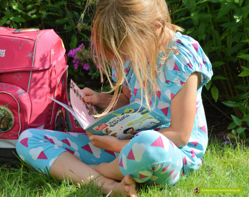 Superbuch Bea & Bahadir- Ein verrückter erster Schultag 4