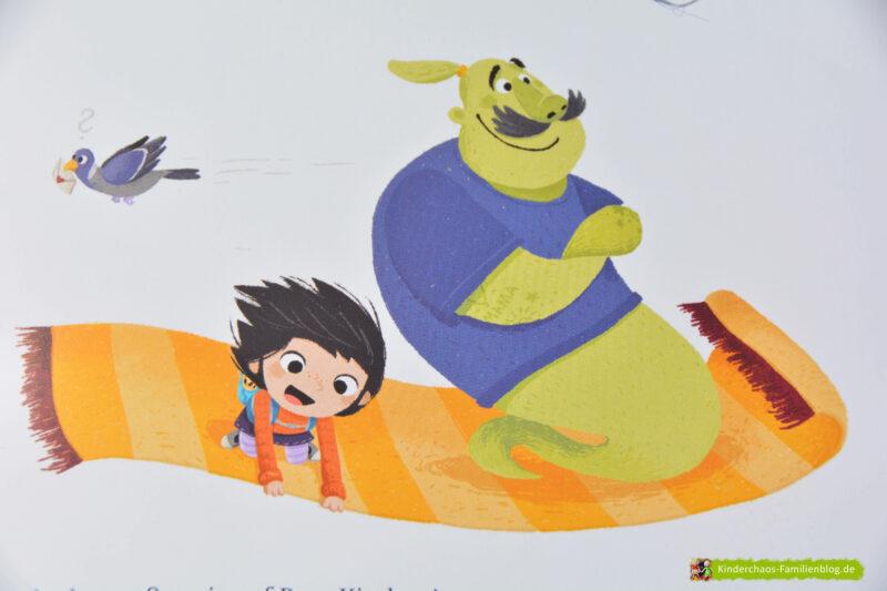 Superbuch Bea & Bahadir- Ein verrückter erster Schultag 6