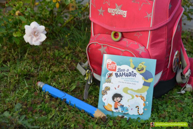 Ergobag Superbuch Bea & Bahadir: Ein verrückter erster Schultag