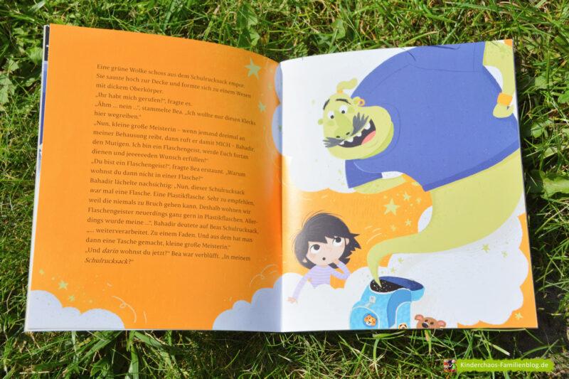 Superbuch Bea & Bahadir- Ein verrückter erster Schultag 8
