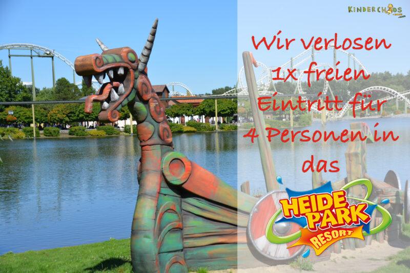 Heide Park Resort Gewinnspiel