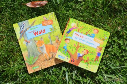 Die Hör mal-Reihe vom Carlsen Verlag: Kinderbücher mit Sound