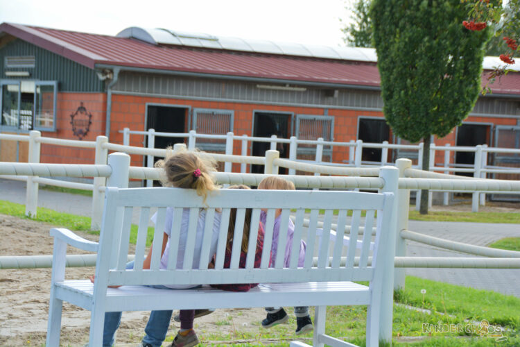 Smafolk Herbst Reiterhof Pferde Stall Kinderkleidung Äpfel Rehe Freundschaft