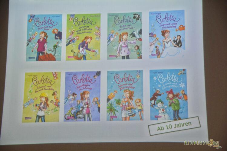 Carlsen Verlag Hamburg CarlsenBookFamilia Kinderbücher Kinderbuch Carlotta