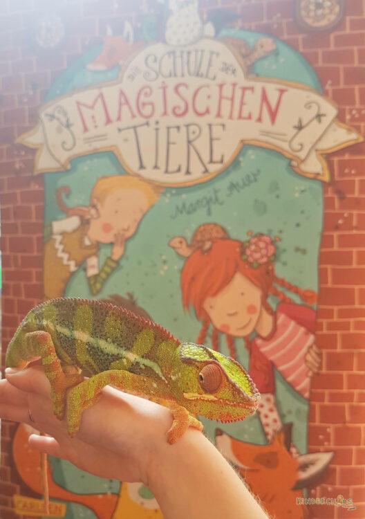 Carlsen Verlag Hamburg CarlsenBookFamilia Kinderbücher Kinderbuch Die Schule der magischen Tiere